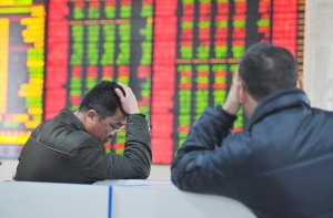 Chinese market crash 2015