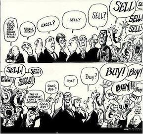 Herd Mentality in Trading