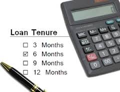 What will be loan tenure